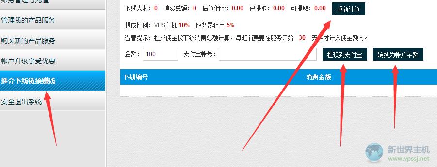 推荐下线获永久10%提成钜惠(超值返利)